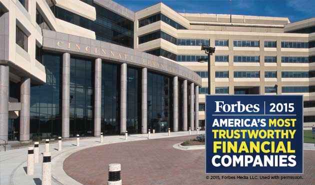 Forbes 2014 America's Most Trustworthy Financial Companies